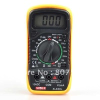 New XL830L LCD Digital Multi Tester Multimeter AC DC Ohm VOLT Meter Free Shipping