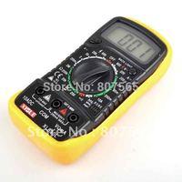 Digital LCD Multimeter Voltmeter Ohmmeter Ammeter XL830L