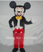 Mickey Mouse Mascot Costume  Free Shipping