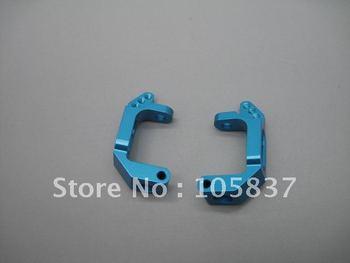 102010 Blue HSP 02132 Steering Hub Mount Parts For 1/10 R/C Model Car