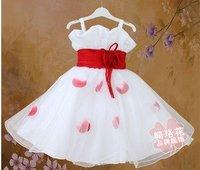 Free delivery: girls princess skirt wholesale(4pcs/lot)
