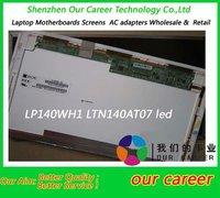 Top Selling Wholesale---New GradeA+ screen LTN140AT07 LTN140AT02 B140XW01 N140B6 HT140WXB-501 14.0 led