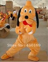 Mascot costume cartoon costume yellow hey hey dog mascot costume