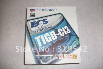 ECS TIGD-CI3(1.0) Intel Atom D525 (1.8GHz, Dual Core) Intel NM10 Mini ITX Motherboard/CPU Combo free shipping