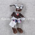"PVZ PLANTS VS ZOMBIES PLUSH STUFF FIGURE 11"" NEWSPAPER ZOMBIE SOFT TOY"