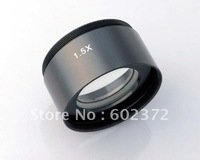 FREE SHIPPING !  SZM1.5X AUXILIARY OBJECTIVE LENS FOR STEREO ZOOM MICROSCOPE WD45mm