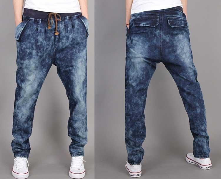 Mens Jean Style Trousers - Jon Jean
