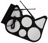 USB Roll Up Drum Kit Music Toy Drum Instrument Flexible drum
