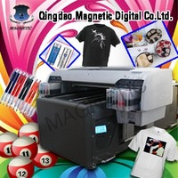 white and black t-shirt & t shirt printer