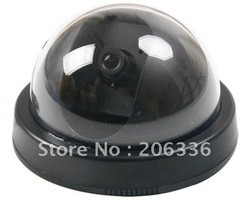 Free shipping~1 Piece 1/3 CMOS Dome CCTV Camera(China (Mainland))