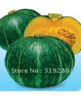 8pcs/bag green pumpkin Seeds DIY Home Garden