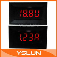 Вольтметр Voltmeters 5 /0,56 DC 0/99.9v #090125 Digital Voltmeter