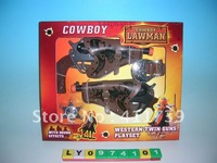 Supernova Sales western hero ranger cowboy play set