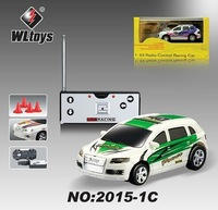 WLtoys 1:63 Mini 7CM rc racing car Electric Toy WL 2015-1C front and rear lights