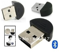 2012 New High Quality Fashion 1Pcs Mini USB 2.0 Bluetooth V2.0 Edr Dongle Wirless Adapter+Free Shipping Cost