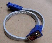 15 Pin VGA SVGA Male to Male M/M Cable 50cm HDB15 to HDB15