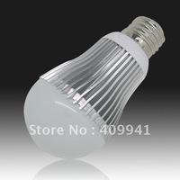 free shipping 5W LED lamp LED Light Bulb With E27 Base (YK-B-51B-E27-X)