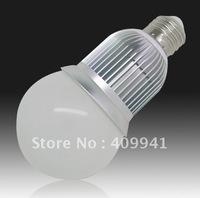 free shipping 5W LED lamp LED Light Bulb With E27 Base (YK-B-51K-E27-X)