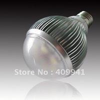 free shipping 6W E27 Base LED Light Bulb LED Lamp(45 Watt Halogen Bulbs Replacement)-YK-B61K-E27-X