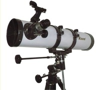 Astronomical telescope EQ-reflecting telescope KTE1100120EQ Spotting Scope