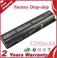Battery for HP DV5 DV5T G50 G60 HSTNN-Q34C HSTNN-LB72 HSTNN-CB72 DV4 DV6 CQ40,CQ50,CQ60,CQ70 Battery
