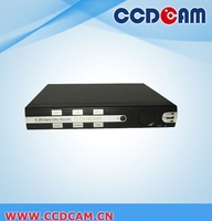 H.264 8CH Stand alone DVR High perfomance cctv dvr realtime recording network DVR  EDR-6808W