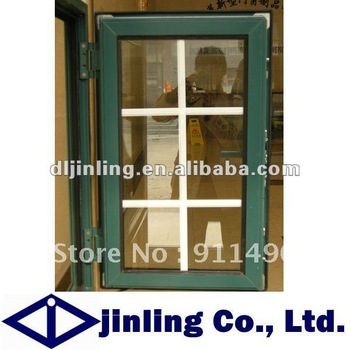 Thermal Insulated Aluminum Alloy Window And Door House Doors And Windows Manufacturer