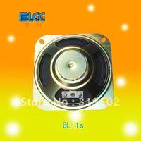 "4"" Small Square Speaker 102mm 100pcs in lot"
