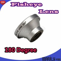 180 Degree Fisheye Lens for iphone 4/4s lens