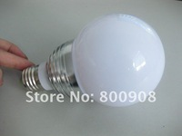 DHL FREE SHIPPING White Warm White E27 5W LED Bulb Lamp Light Spotlighting 85-256V Warranty 2 years