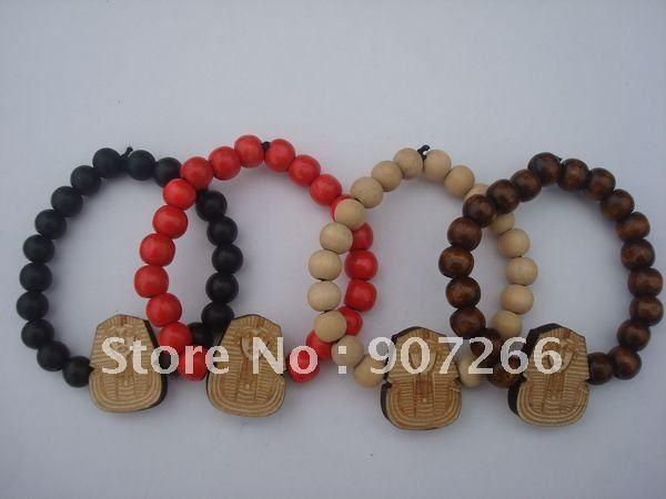 хороший деревянный браслет Хип-Хоп Нью-Йорке четки деревянный браслет, браслет.