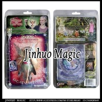 Magic flying flitter fairy with 4 kinds of fairy 24pcs/ot hot toys for Amazing magic toy