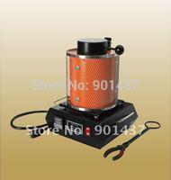 Portable MF-2000 Electric Melting Furnace Gold & Silver 2 KG