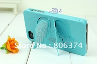10pcs Korean New AppleFOR iphone 4 4S wings cell phone shell Angel wing protective shellJH-132