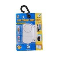 Wholesale Free shipping 10pcs/lot Door/window entry alarm RELESS Window Door Entry Security BURGLAR ALARM