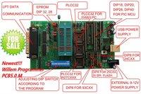 Willem EPROM Programmer PCB50M BIOS 8051 PIC AVR 3V3-3V6 SPI Flash EEPROM ECU