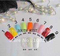 500pcs/One Pack  Acrylic Full Whole False Nail Tips