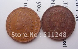 indian CENTS 1877 coins retail /whole sale free shipping(China (Mainland))