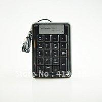 Hot Digital keyboard with 19 keys Numeric Keypad thin notebook computer caps