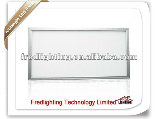free shipping 300X600mm CE and RoHS certificated 3 years warranty led light panel with a UL 48W power supply(China (Mainland))