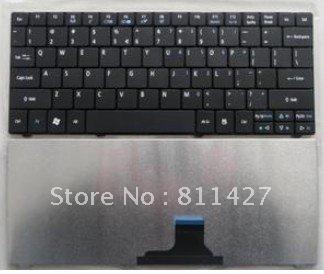 wholesale free shipping brand 100% new ORIGINAL laptop keyboard for ACER Aspire One ZA3 ZA5 ZA8(China (Mainland))