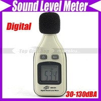 Digital Sound Noise Level Decibel Meter 30-130dBA #526