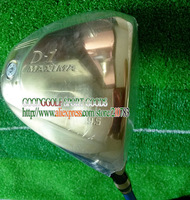 NEW, KATANA SWORD golf driver 9..5Loft, Stiff/shaft.Golf Clubs With head covers Free shipping,