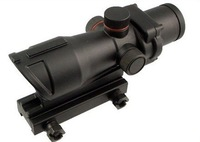 Mil-Dot Tactical ACOG Clone 4x32 A Non-illuminated Rifle Scope free ship