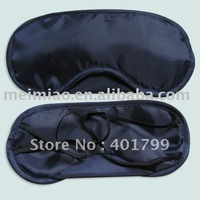 Polyester fabric free shipping cheap Eye mask