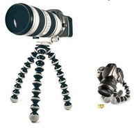 2012 New Mini Camera Tripod Flexible Ball octopus Leg Digital Camera Tripod lowest price A019A001