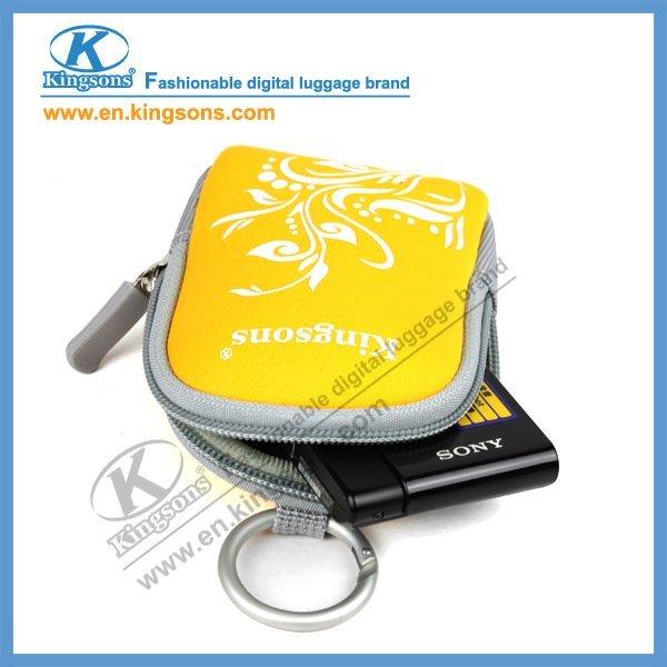$10 off per $100 Wholesale+Free Shipping!!! Latest Design&Hot-selling Kingsons Digital Camera Bag Case K8216V(China (Mainland))