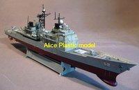 [Alice plasticmodel]1:350 USS Ticonderoga class BunkerHill CG-52 missle destroyer cruiser Frigate ship aircraft carrier models
