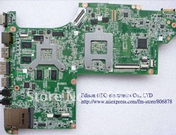 mainboard for hp laptop motherboard 603939-001 DV6 AMD Discount price, warranty 60 days(China (Mainland))