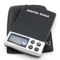 Factory 5pcs/lot Mini 2000g/ 0.1g digitalpocket Scale Balance Jewelry scales drop shipping free shipping